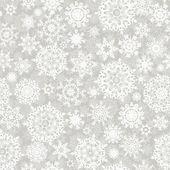 Christmas seamless pattern snowflake. EPS 8 — Stock Vector