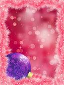 Элегантный Рождественский фон. Eps 8 — Cтоковый вектор