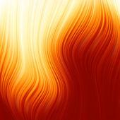 Fond de lueur abstraite de torsion. eps 8 — Vecteur
