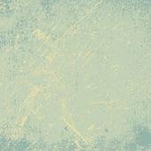 Beige vintage greetings background. EPS 8 — Stock Vector