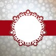 Royalty-Free Stock Imagen vectorial: Christmas background with copyspace. EPS 8 vector file included