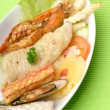 Seafood platter — Stock Photo #6630504