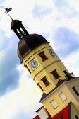 高历史大会堂塔 — 图库照片