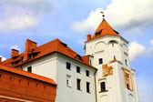 Bardzo stary zamek — Zdjęcie stockowe