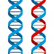Royalty-Free Stock Vector Image: Seamless DNA Symbol