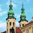 Royalty-Free Stock Photo: St Andrews church, Krakow, Poland