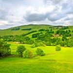 Landscape, Lake District — Stock Photo
