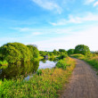 Постер, плакат: Forth and Clyde Canal in Scotland