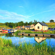 Stock Photo: Forth and Clyde Canal, Scotland