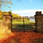 Autumn in Scotland — Stock Photo #6410211