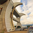 The Falkirk Wheel in Scotland — Stock Photo #6423599