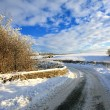 Winter in Scotland — Stockfoto