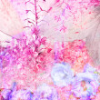 Beautiful floral background - Stockfoto