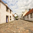Old streets and houses in Culross , Fife, Scotland — Stock Photo #6605428