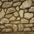 Grunge old stones wall texture - Stock Photo