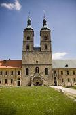 Europe catholic cathedral — Stock Photo