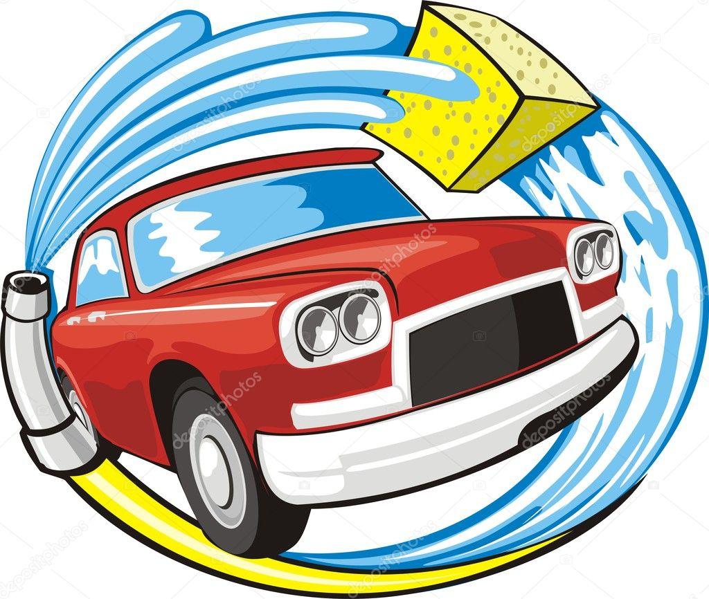 Car Detailing Prices >> Car wash — Stock Vector © kokandr #5621793