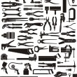Tool set - Stok Vektr