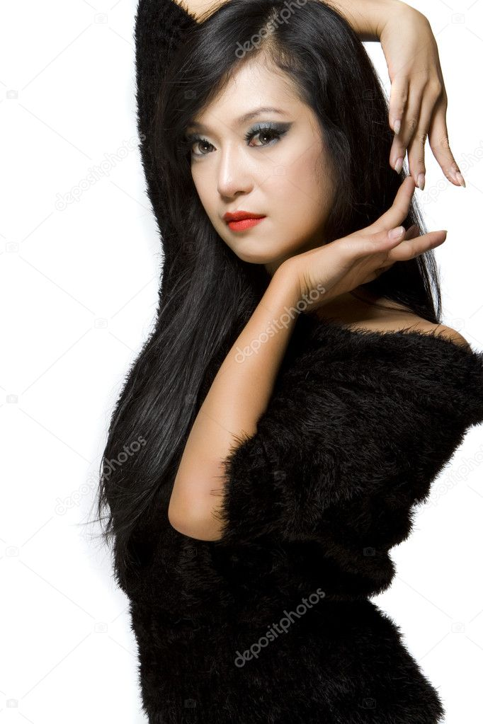 Woman Nationality Thai Ethnicity Asian 74