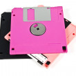 Floppy disks — Stock Photo