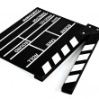 Film Slate — Stock Photo