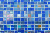 Fragment of colorful mosaics — Foto Stock