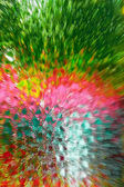 Fuzzy multicolour texture — Stock Photo