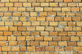 Texture of limestone wall — Stock Photo