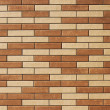 Wall with tiles — Stock Photo