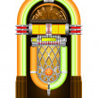 Royalty-Free Stock Vector Image: Jukebox