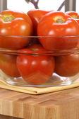 Healthy fresh tomatoes — Stock Photo
