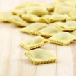 Royalty-Free Stock Photo: Fresh beef ravioli