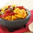 Pickled hot peppers — Stockfoto #6158423