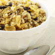 Delicious and healthy granola — Stock Photo #6375743