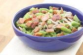 Green bean casserole — Stock Photo