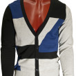 Male cardigan — Stock Photo #6516100