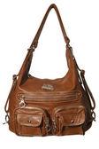 茶色の女性のバッグ — ストック写真