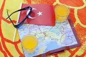 Turkish vacation — Stock Photo