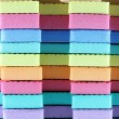 Colorful Foam — Stock Photo #6226228