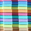 Stock Photo: Colorful Foam