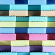 Colorful Foam — Stock Photo #6226453