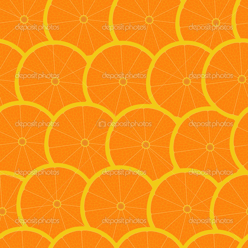 Grapefruit seamless background wallpaper  Stock Photo #6314591