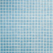 Blue mosaic — Stock Photo