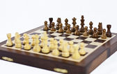 Chess board — Stock Photo