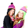Happy teen girls — Stock Photo #6361801