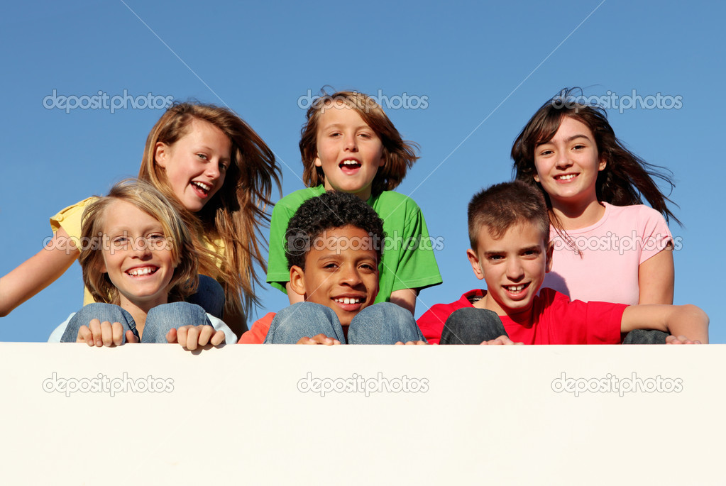 Summer camp — Stock Photo #6361644