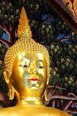 Lord buddha tapınağı — Stok fotoğraf