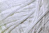 White ball of yarn — Stock Photo
