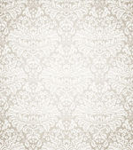 Damask seamless floral pattern — Vector de stock