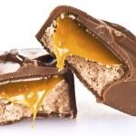 Chocolate bar — Stock Photo #5621968